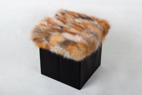 Fox Pieces Foot Rest Seat